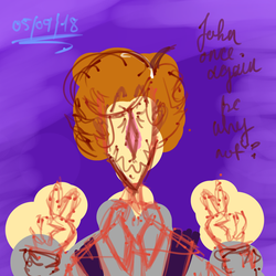 Rest in piss pen pressure ((W.I.P/OC thing?)) by FabulousandDumbness1