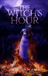 The Witch's Hour Wattpad Cover by Pennywithaney