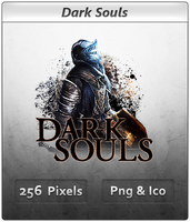 Dark Souls PC - Icon by Crussong