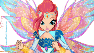 The Winx Club Bloom 6 season by PrincessBloom93
