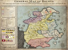 Political Map of Bachus by Qbista