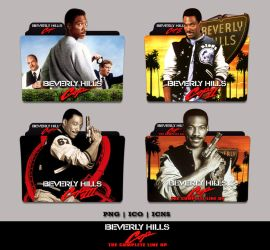 Beverly Hills Cop Collection Folder Icon Pack by Bl4CKSL4YER