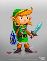 Good old Link by ReevolveR