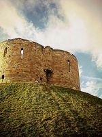 Cliffords Tower by iriscup