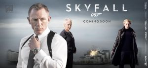 Skyfall fan banner by crqsf