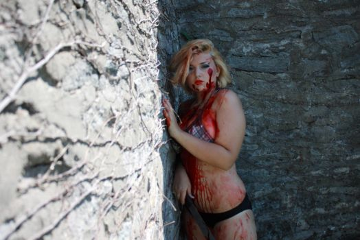 Glamour Gore IV by SarahTriceratops