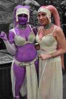 Twi'leks (RI Comic Con Cosplay) by H-R-Germaine