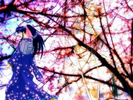 Lost in the Blossoms by h8teme2day