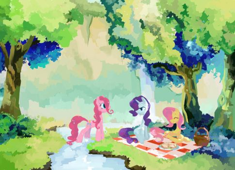 Picnic by My-Magic-Dream