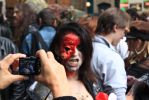Zombie Walk, Paris 2010 by bandini