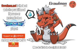 Growlmon.net - Page Not Found Icon by Cachomon