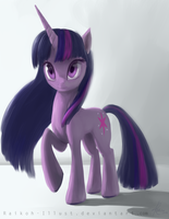 Twilight Sparkle by Raikoh-illust