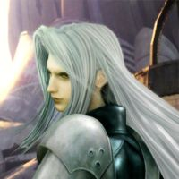 Sephiroth - Advent Children by Lesleigh63