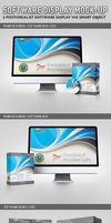 Software Display Mock-up by idesignstudio