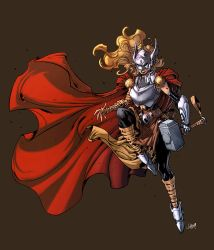 Thor color by logicfun