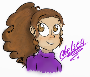 Clarence Chelsea by AudreyAllStar