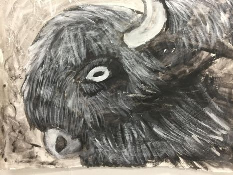 INK Buffalo by CrossPadCastle