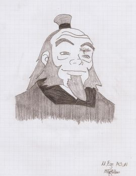 Charcoal Iroh 2   Avatar by MEAltair