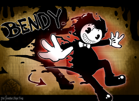 (FA) Bendy the little demon by Poi-Frontier