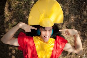 Kuzco Cosplay (The Emperor's New Groove) by PtrCosplay