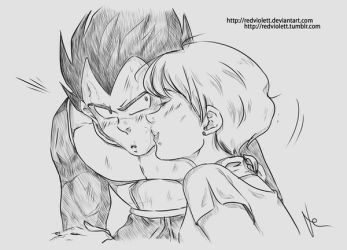 DRAGON BALL SUPER - Thank you by RedViolett