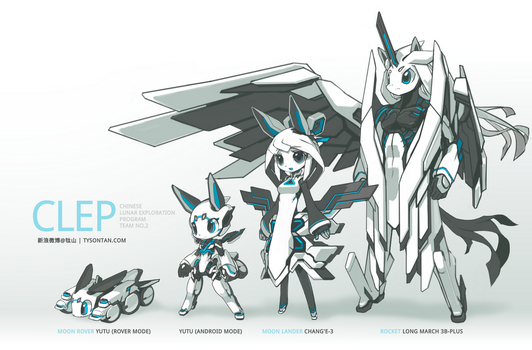 CLEP Team 2 by TysonTan