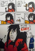 Spoiler - A life of lies by DeathNoteBB