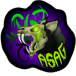 Commission:: Asag Badge by PacificusDraco