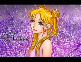Sailor Moon @ Lavender by ElfBean