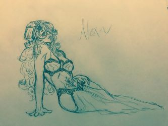 Alex's Redesign by Swallow-of-Fire8091