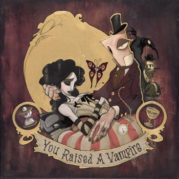 YOU RAISED A VAMPIRE 2009 by GrisGrimly