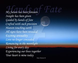 Hands of Fate by 4garster