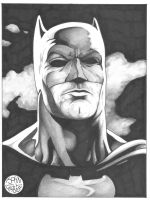 The Batman by Batman4art