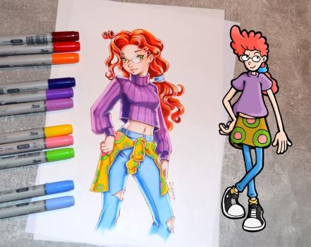 Pepper Ann by Lighane