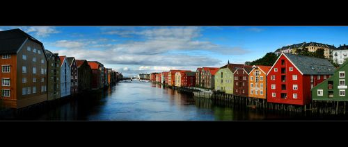 View from the Old City Bridge by neeta