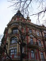 Architecture of Kiev by vlad-m