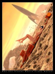 Red Hot Planet by Fredy3D