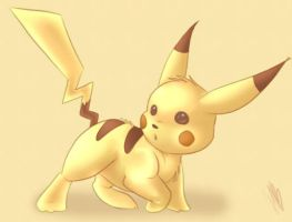 Pikachu Picture by jessijoke