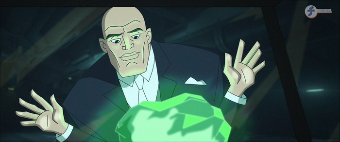Batman v Superman DCAU - Lex Luthor by JTSEntertainment