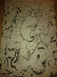 My Ink Doodle by KHeywood