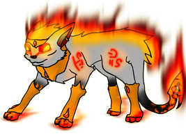 Red Fire Nenosk adopt close by miokiller