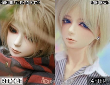 Before and after BJD meme by Xedosarthea