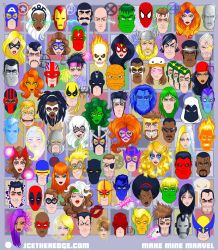 Marvel Mania by ANTI-HEROES
