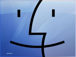 Macos X finder tiger by imaGeac