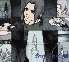 Young Itachi Background by sabrelupe