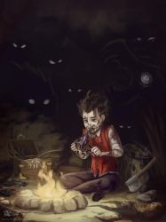 Don't starve by Azany