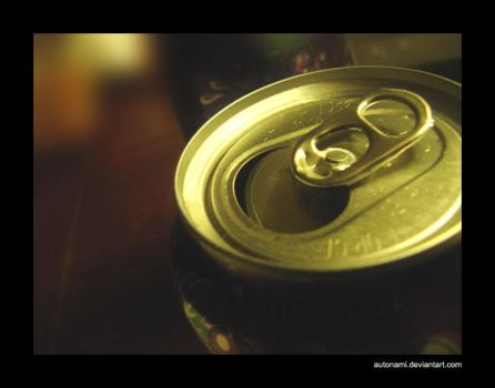 drink can by autonami