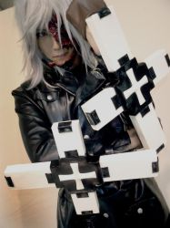 Livio The Doublefang by,TRIGUN by MisAki-Cosplay