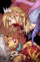 Grimm Fairy Tales 97B by StephenSchaffer