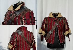Eskel Doublet / The Witcher 3 Cosplay by KADArt-Cosplay
